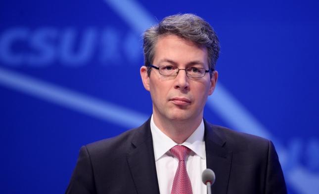 CSU-Generalsekretär Blume: CDU-Pleiten müssen Weckruf für Union sein