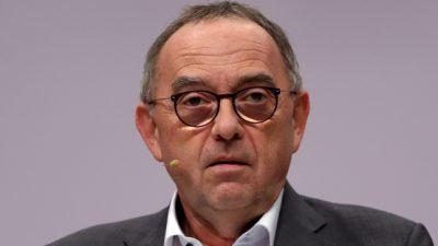 Walter-Borjans wirft FDP-Chef Lindner Spaltung der Gesellschaft vor