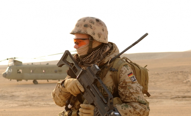 Afghanistan-Mandat der Bundeswehr soll um zehn Monate verlängert werden