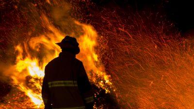 Erschütterndes Statement: Was ein Feuerwehrmann zum Tod des Feuerwehrmanns in Augsburg zu sagen hat