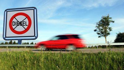 Grün wählen schützt vor Fahrverboten nicht: DUH zwingt auch Ludwigsburg in die Knie