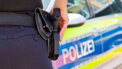 Berlin: Polizist erschießt Frau, nachdem er mit Messer bedroht wurde