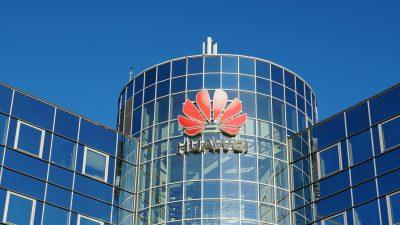 """""""Keine Zukunft"""": Huawei laufen die Mitarbeiter davon"""