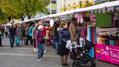 Kleine Händler bislang mit Weihnachtsgeschäft unzufrieden