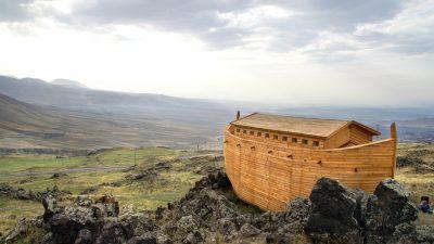 Forscher sagen: 3D-Scans enthüllen die Arche Noah in den türkischen Bergen