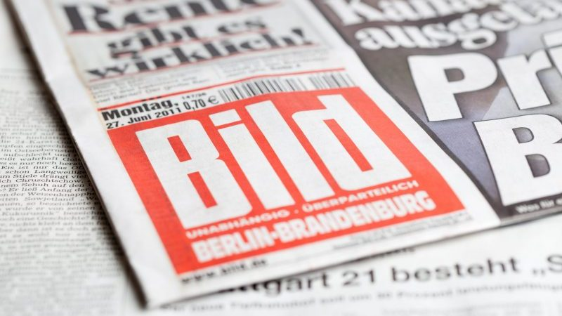 """Presserat rügt """"Bild"""" für Umgang mit Virologe Drosten"""