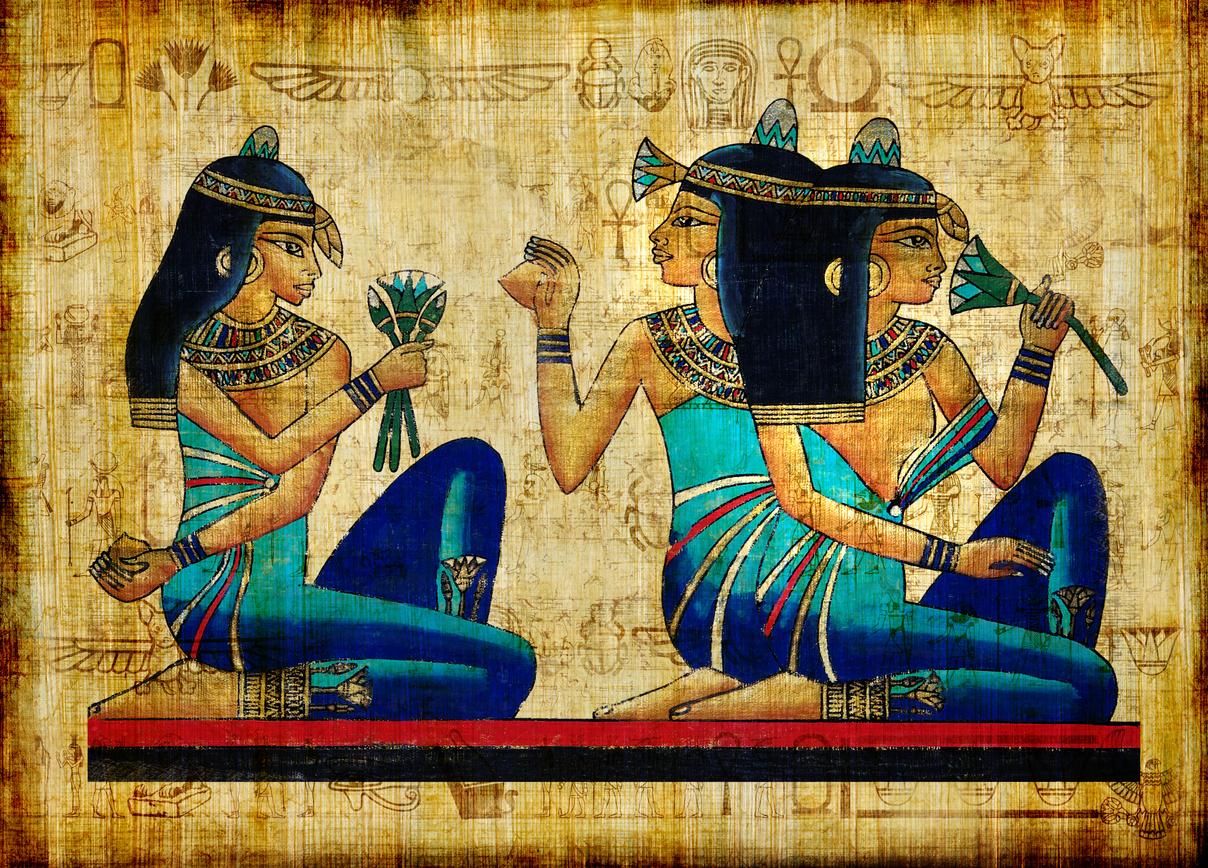 """Erster Nachweis zweier """"Kopfkegel"""" in 3.300 Jahre alten ägyptischen Gräbern entdeckt"""