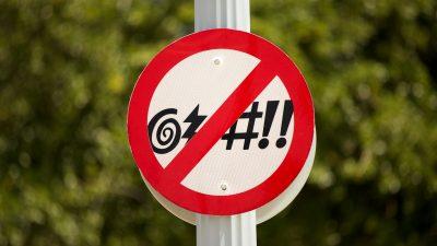 Der Fluch vom Fluchen: Die Degradierung von Sprache und Kultur
