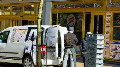 Kommt die Maut für fast alle Handwerker? – EU berät über Transporter und Lieferwagen