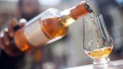 Weltgrößte private Whisky-Sammlung wird versteigert