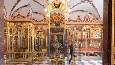 Stecken Araber-Clans hinter dem Juwelendiebstahl von Dresden?