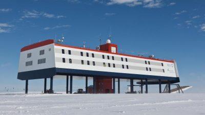 """Deutsche Antarktisstation wird wegen Corona direkt von """"Polarstern"""" versorgt"""