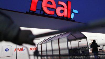 Russischer Finanzinvestor hat nun das Sagen bei Real – Neuer Besitzer will Kette rasch zerschlagen
