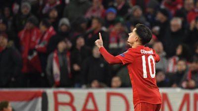 Rekordmeister FC Bayern düpiert im Bundesliga Klassiker Werder Bremen