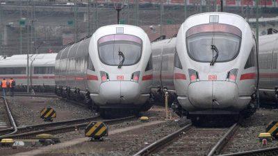 """Die """"S-Bahn"""" durch Deutschland? ICE sollen häufiger fahren"""