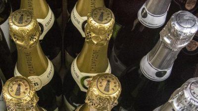 Frankreich droht der große Champagner-Streit
