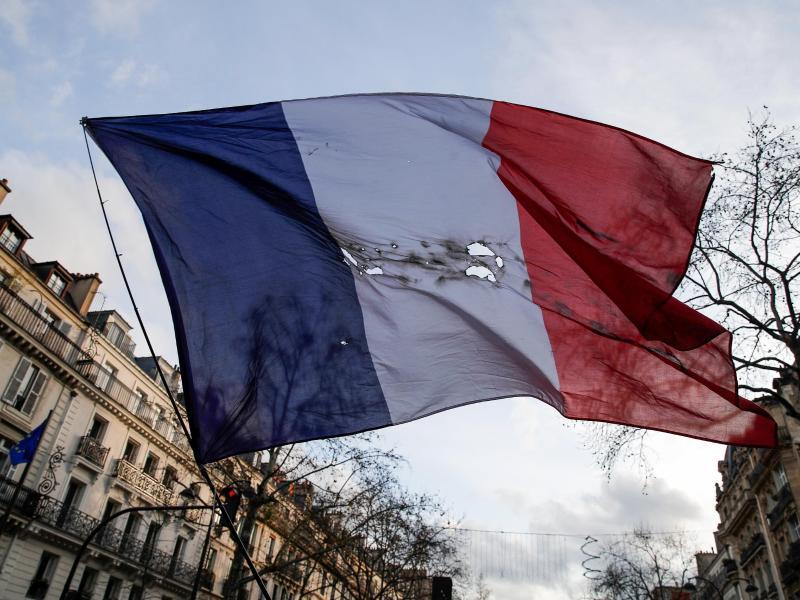 Erneut Demonstrationen gegen Sicherheitsgesetz in Frankreich