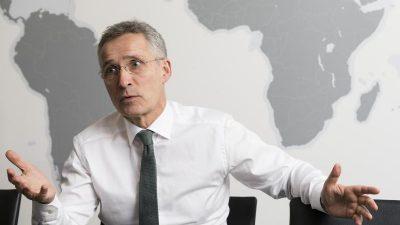 Nato sendet nach Funkstille Signal der Gesprächsbereitschaft an Putin