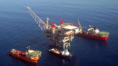 Israel verschiebt Start neuer Gasförderung im Mittelmeer in letzter Minute