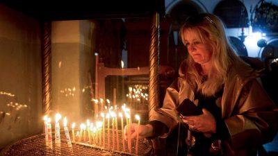 Christen in aller Welt feiern Weihnachten