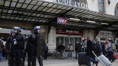 Keine Streikpause zu Weihnachten in Frankreich