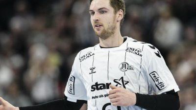 THW Kiel verteidigt Spitzenposition