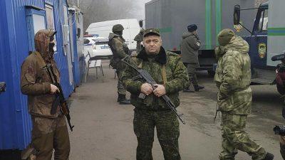 Kiew: Russland und die Ukraine erwägen weiteren Gefangenenaustausch