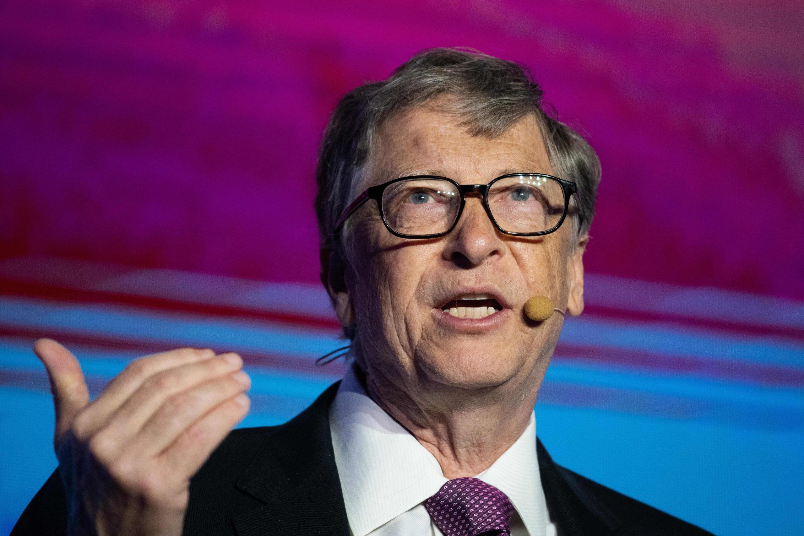 Bill Gates warnte: Die Welt muss sich auf eine globale Pandemie mit Millionen Toten vorbereiten