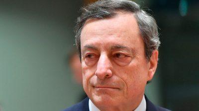 """CSU gegen Verleihung des Bundesverdienstkreuzes an Ex-EZB-Chef Draghi: """"Was hat er für Deutschland getan?"""""""