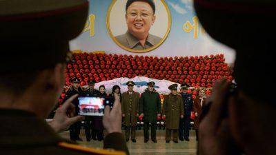 China, Russland, Nordkorea und der Iran bilden neue anti-amerikanische Allianz