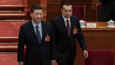 """Chinas Lungen-Seuche: Anweisungen von Xi und Li – Experte warnt vor """"Super-Verbreitern"""" zu Chinese New Year"""