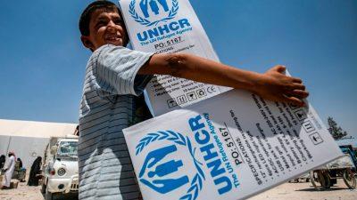 Kompromiss in Syrien-Hilfe: UNO verlängert Hilfslieferungen um sechs Monate