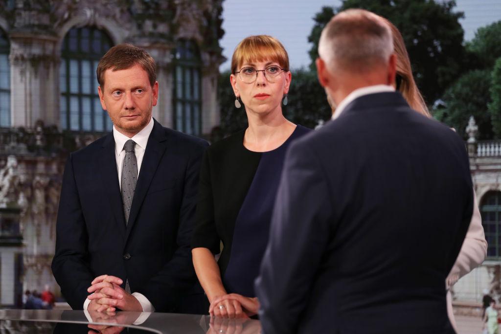 """""""Advent, Advent, ein Bulle brennt"""" – AfD fordert Rücktritt der sächsischen Justizministerin"""