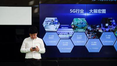 Neue Datenschutz-Gesetze ermöglichen China die Kontrolle über ausländische Daten
