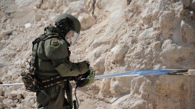 USA heben Landminen-Bann für ihre Streitkräfte auf