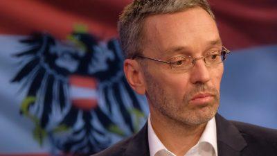 Kickl besucht AfD in Berlin – Gauland bekennt sich zur FPÖ als Partner