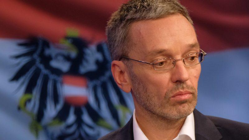 """""""Am Ende steht 1G"""": FPÖ-Vorsitzender stellt Kanzler Kurz Ultimatum für die Sicherheit Ungeimpfter"""