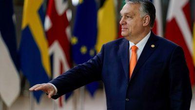 "Ungarns Deal mit dem ""Green Deal"""
