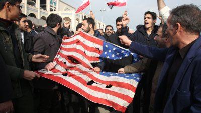 """Iran-Krise: Querfront gegen Trump von """"Linke"""" bis NPD – Taktisches Schweigen bei der AfD"""