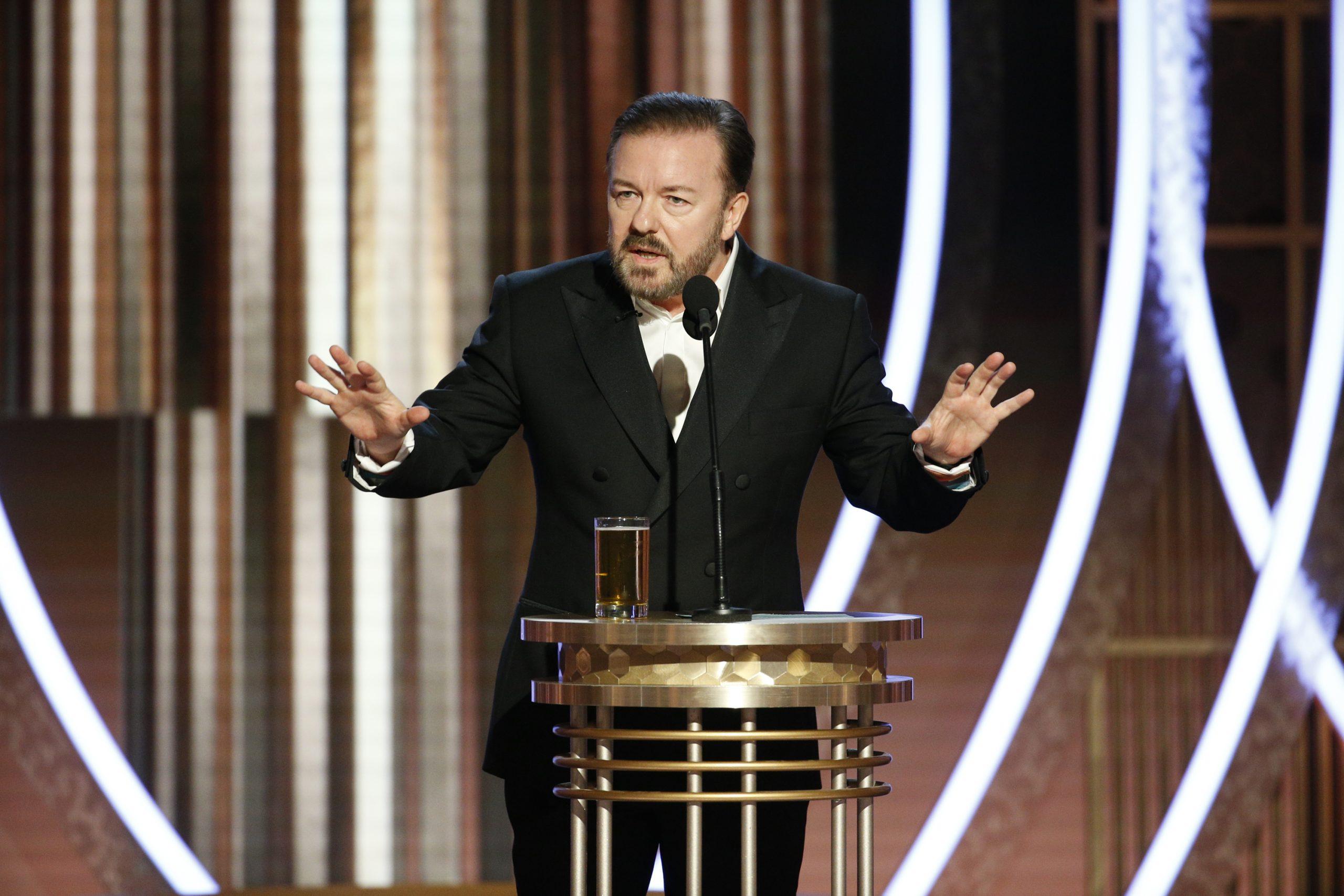 """Golden Globes-Moderator schockt Hollywood-Stars: """"All ihr Perversen"""" – """"Ihr wisst nichts über die echte Welt"""""""