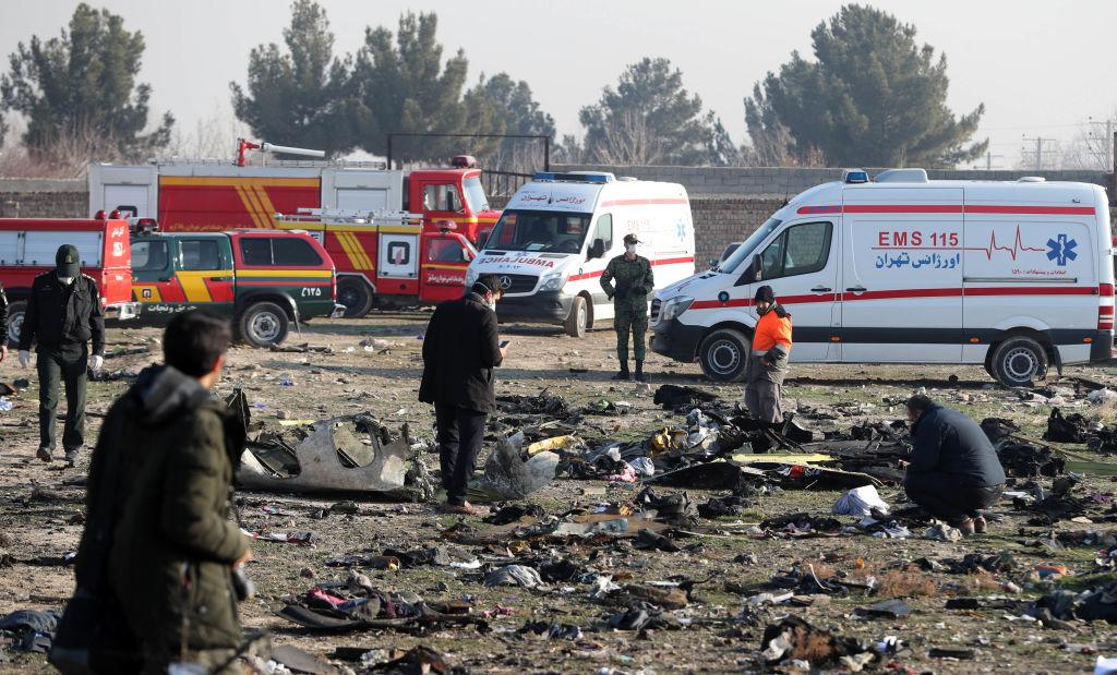 """Kanadisches Gericht stuft Flugzeugabschuss im Iran als """"Terrorakt"""" ein"""