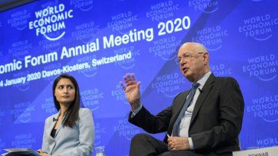 Unmut in der Schweiz: WEF in Davos schwimmt im Geld – und lässt Kantone die Kosten für die Sicherheit tragen