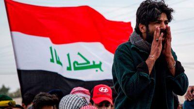 Neue Proteste im Irak: Ein Mann von Sicherheitskräften getötet – 24 Menschen verletzt