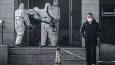 Chinesische Lungen-Seuche greift weiter um sich – Britische Forscher stellen offizielle Zahlen infrage
