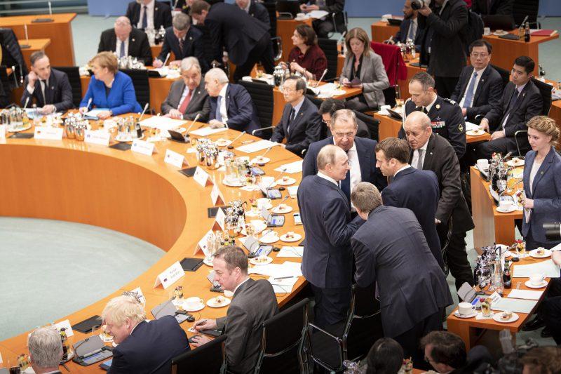 Zweite Berliner Libyen-Konferenz am 23. Juni