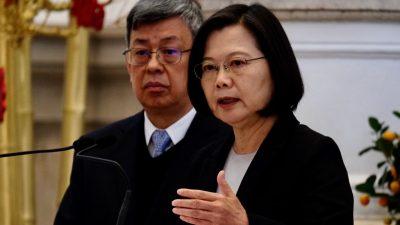 Lungen-Seuche: Taiwan warnt WHO vor Ausgrenzung auf Druck Chinas