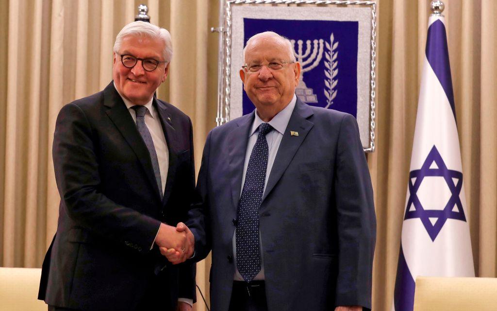 """Steinmeier in Jerusalem: """"Wir bekämpfen den Antisemitismus – Wir trotzen dem Gift des Nationalismus"""""""