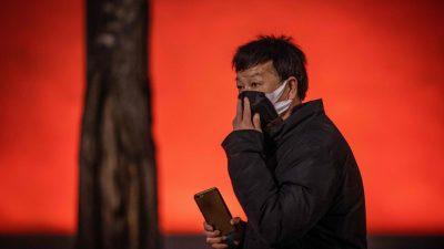 Zahl der abgeschotteten Städte in China steigt auf fünf