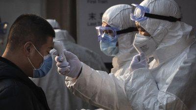 NEWSTICKER: WHO-Chef reist zu Beratungen über Coronavirus nach China – USA melden fünften Erkrankten