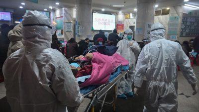 Coronavirus NEWSTICKER 30.01.: USA verhängen Einreiseverbot für Reisende aus China – 7. Coronavirus-Infektion in Deutschland